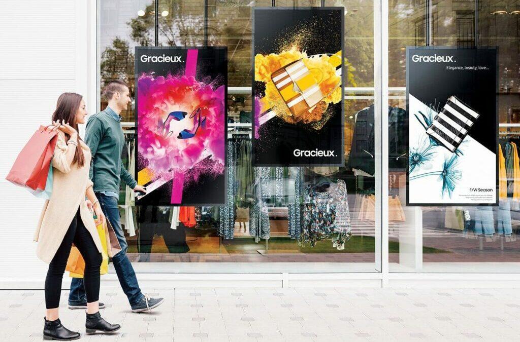 Ventajas de la cartelería digital para tu negocio