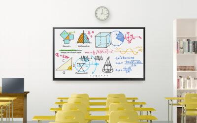 Flip 3: pantalla interactiva, intuitiva y fácil de usar para el aprendizaje y las colaboraciones inteligentes | Samsung